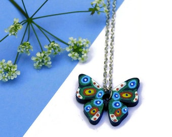 Butterfly Jewelry, For Butterfly Lover, Free Spirit, Nature Lover Gift, Mothers Day Gift,  Gift For Her, Nature Jewelry, Statement Jewelry