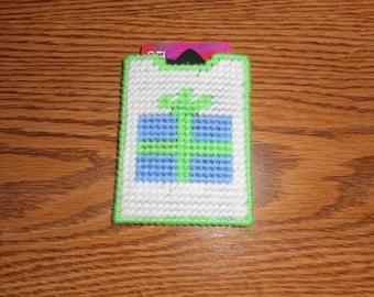 Gift Card Holder - Gift Box