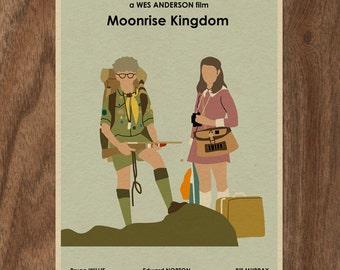 MOONRISE KINGDOM Limited Edition Print