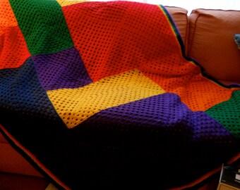 Crazy Granny Rainbow