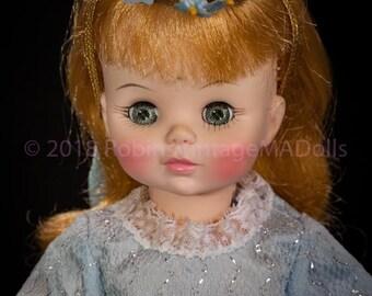 "Cinderella #1548 - 14"" madame Alexander Doll"
