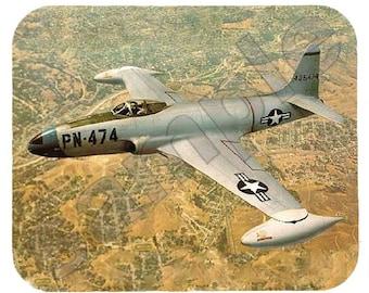 Mouse Pad; F-80 Shooting Star
