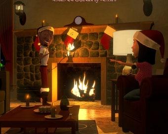 A Merry G Christmas Eve eBook