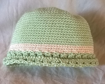 Soft and pastel Hat