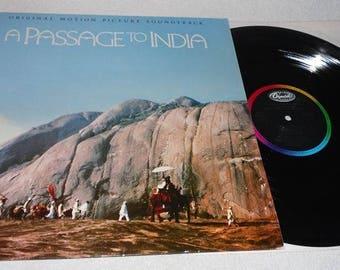 A Passage to India-soundtrack David Lean film-Capitol 423236