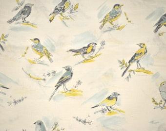 Birds in a Mist by Dear Stella, 1 yard