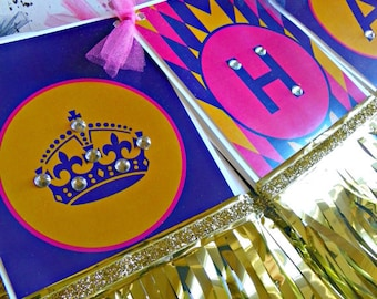 Keep Calm and Birthday On Printable Party Package - Customized DIY