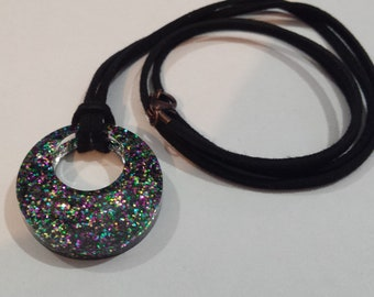 Cute Glitter Necklace