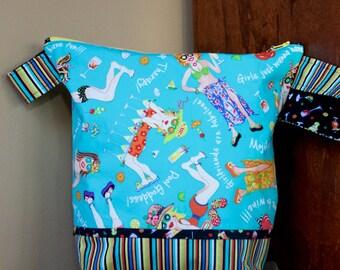 Splash Pad Party Zipper Bags