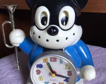 1980s Novelty Alarm Clock