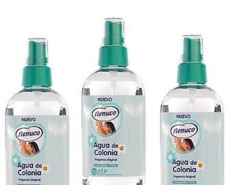 Nenuco spanish cologne acented wax melts x3 super fresh