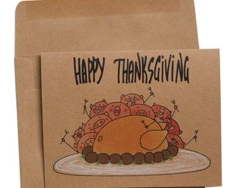 electronic thanksgiving card