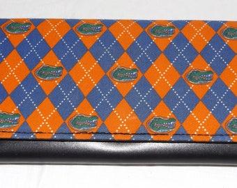 Like new - Vintage FLORIDA GATORS Tri-Fold Wallet