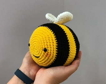 Pattern Chubby Bee (Digital PDF)