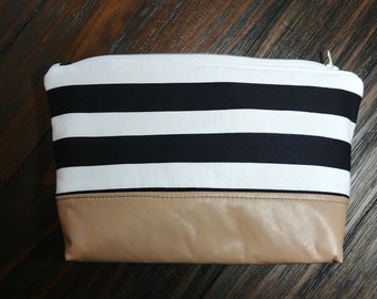 Premium Cosmetic Bag/ Travel Pouch/ Pencil bag/ Toiletry Bag
