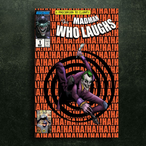 Madman who Laughs Limited Edition of 25
