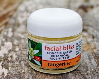 Tangerine Face Butter 2 oz.