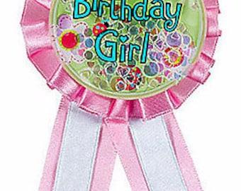 Garden Girl Guest-of-Honor Award Ribbon