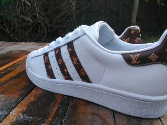 adidas rose gold shell toes