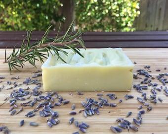 Bastille Soap/ Extra Virgin Olive Oil/ 4oz/ Cold Process Soap