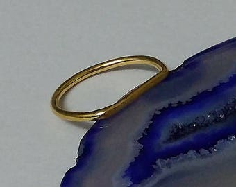 Gold plated ring. celeb ring,party ring, designer ring,plane ring