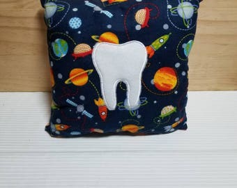 Tooth Fairy Pillow Space Galaxy Universe