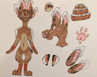 Cake Character for Sale!