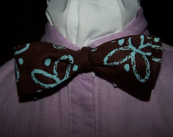Doctor Who 10th Doctor inspired Bow Tie