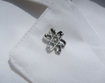 Atom Lapel Pin - CC306- Science Pins