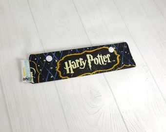 "Harry Potter Short Needle Cozy DPN Holder project holder 7""x2""- (Hold up to 6"" Needles) NCS0050"