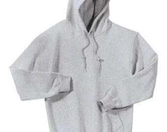 Embroidered hoodie, custom hoodie, personalized hoodie, custom sweatshirt,  sweatshirt, Idaho Embroidery