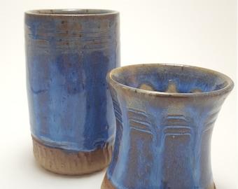 Bud vase, miniature vase, vase, ceramic vase....it's a vessel to hold flowers:)