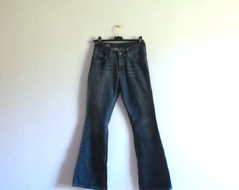 vintage LEE flare jeans denim W27 L 31
