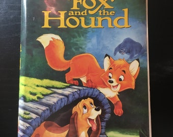 1981 Walt Disney's Fox and the Hound