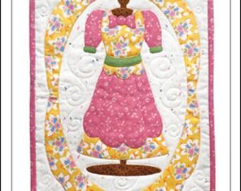 Sunday Dress Mini Quilt Pattern