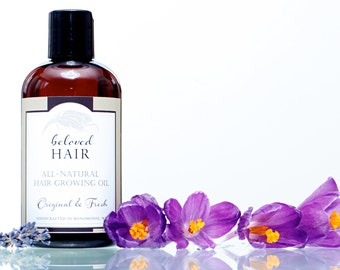 HAIR OIL // All-Natural Hair Oil // Organic Body Care