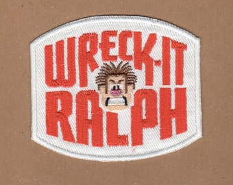 Wreck-It-Ralph Patch