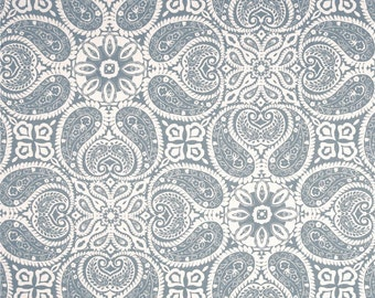 Tibi Sail cotton fabric by the yard medallion Magnolia Home Fashions