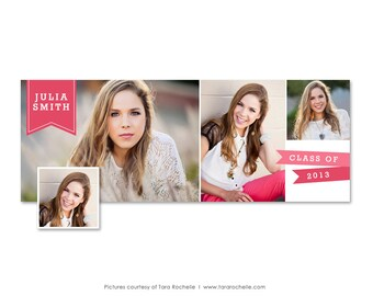 Facebook Cover Template, Senior Graduation, Banner Template, Facebook, Timeline Cover, Facebook Template, Facebook Timeline, Facebook Banner