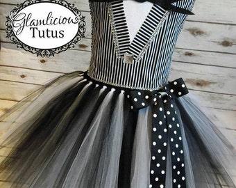 Jack Inspried tutu dress | Jack inspired tutu | Newborn- Teen size