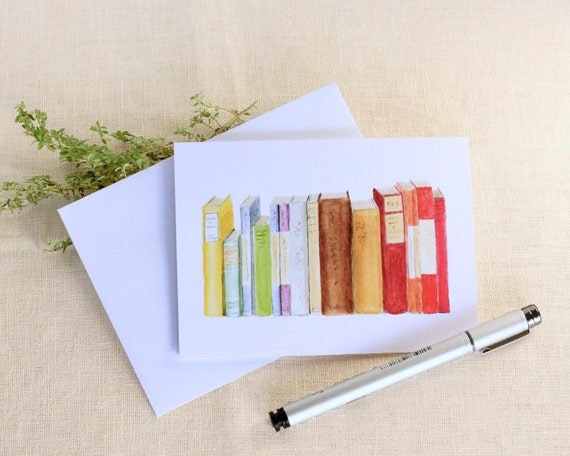 Pebblecreek Prints Watercolor Notecards