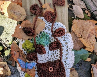 Falling Leaves Trinket Pouch