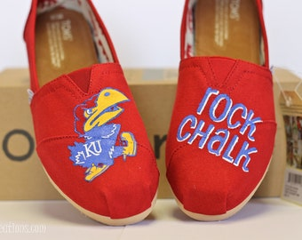 CUSTOM painted Bobs/Toms