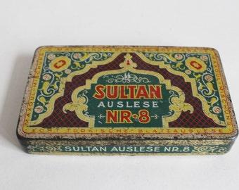 """Vintage """"Sultan selection no. 8"""""""