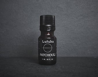 PATCHOULI Essential Oil - Hippy - Pure Essential Oils - Mens Fragrance - Alchemy - Witchy - Wiccan - Huile Essentielle - Hedgewitch - Pagan