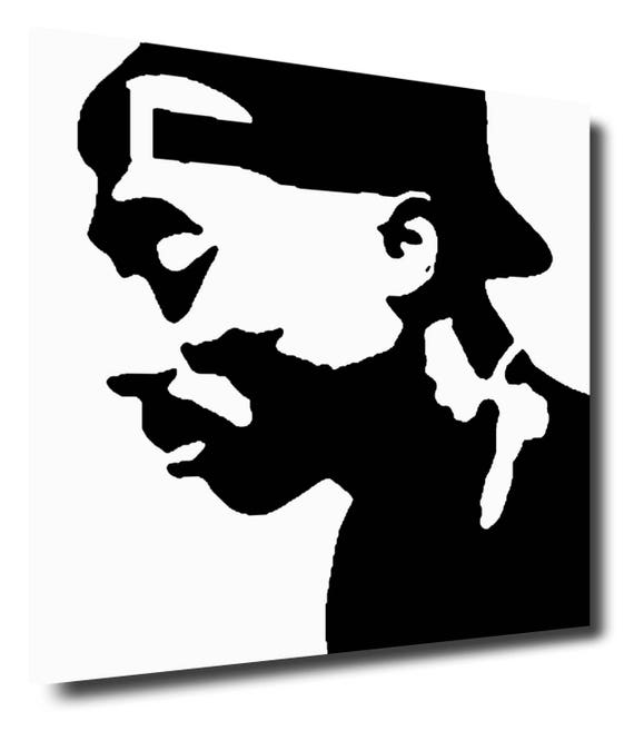 Tupac amaru shakur 2pac makaveli hip hop rappers style pop art