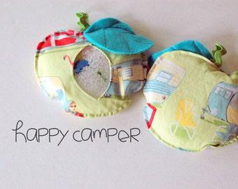 Back-to-School Apple Happy Campers I Spy bag