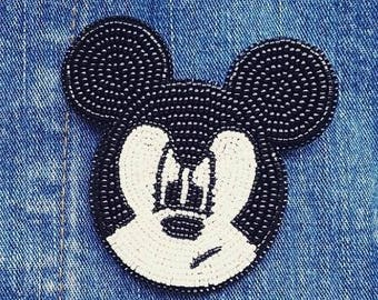 "Brooch ""Tough  Mickey"""