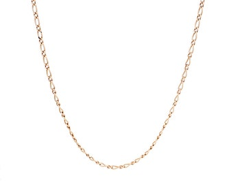 Gold Link Chain, 18K Gold (18N589)