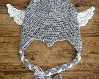 Crochet Thor Hat
